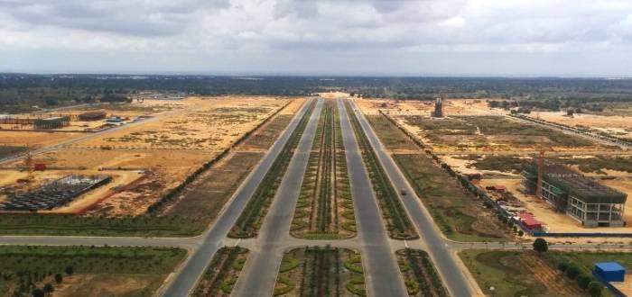 Aeroporto Luanda Chegadas : Projetos nrv norvia