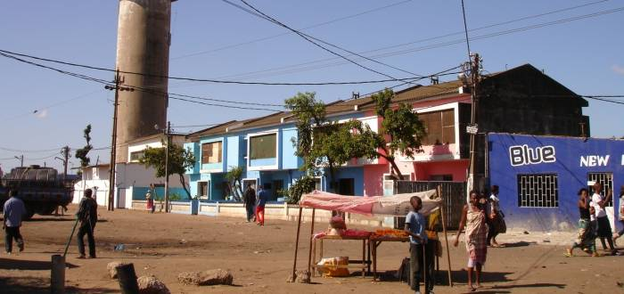 URBAN PLAN AND ENVIRONMENTAL ASSESSMENT FOR THE CHAMANCULO C AREA