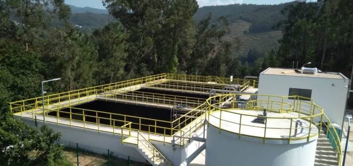 SOUTH WWTP OF SEVER DO VOUGA